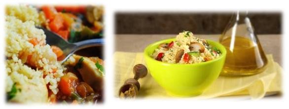 Cuscus integral al curry