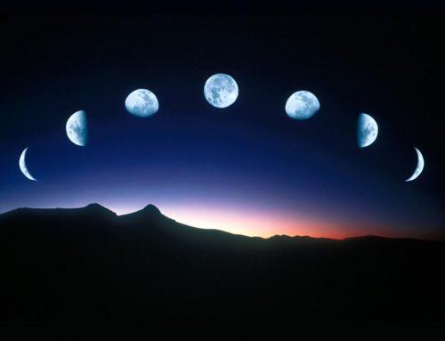 Los Nodos Lunares.  Inicio 21 Enero 2016