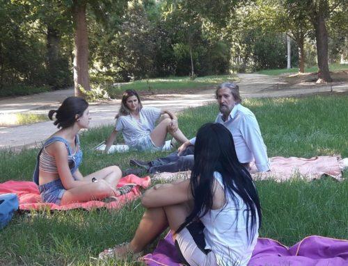Relajación y Meditación en la naturaleza